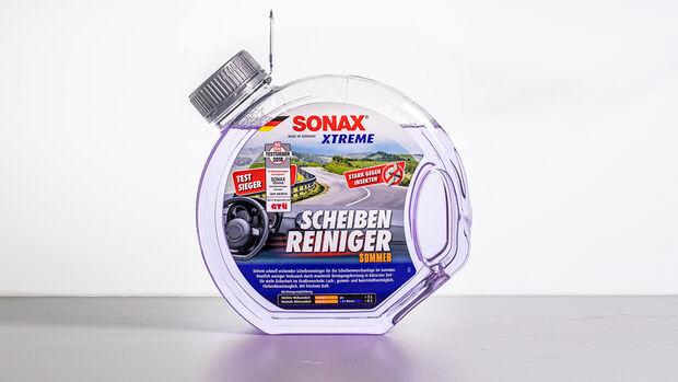 Scheibenreiniger für den Sommer, Sonax
