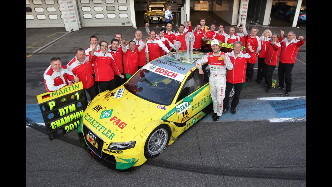 Scheider DTM 2011