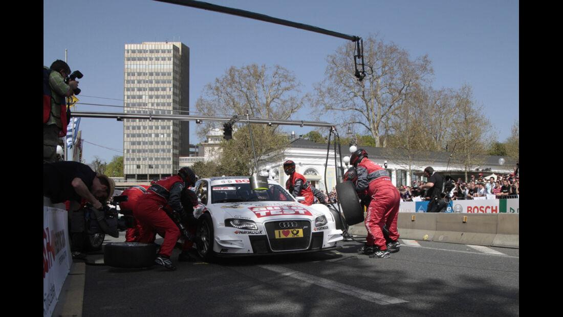 Scheider - DTM Präsentation 2011