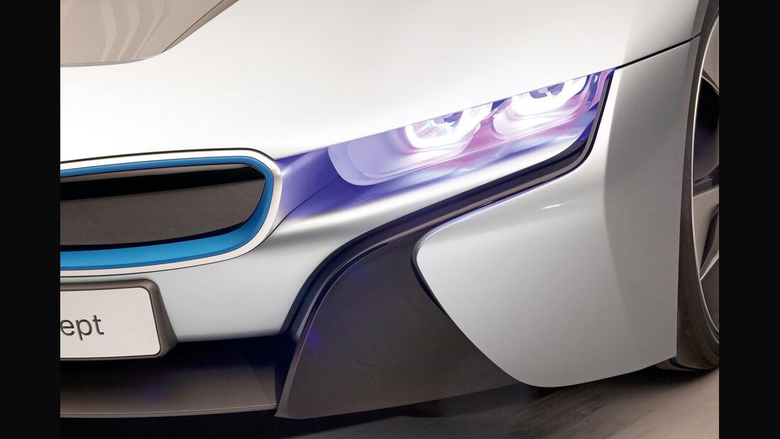 Scheinwerfer, BMW i8