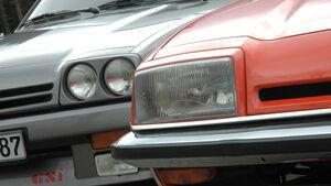 Scheinwerfer Opel Manta