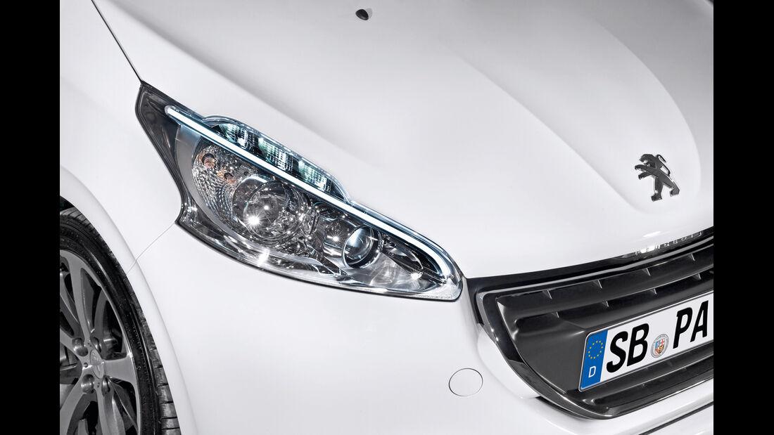 Scheinwerfer, Peugeot 208