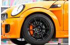 Schirra-Mini JCW GTS, Rad, Felge, Bremse