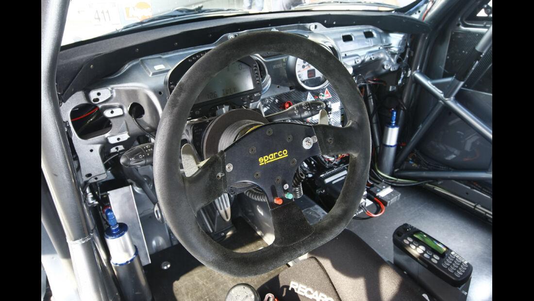 Schirra-Mini VLN, Cockpit