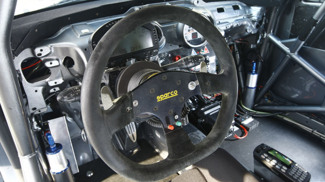 Schirra-Mini VLN, Cockpit