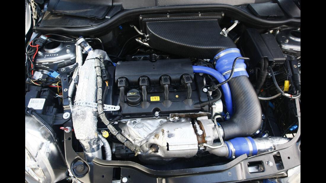 Schirra-Mini VLN, Motor