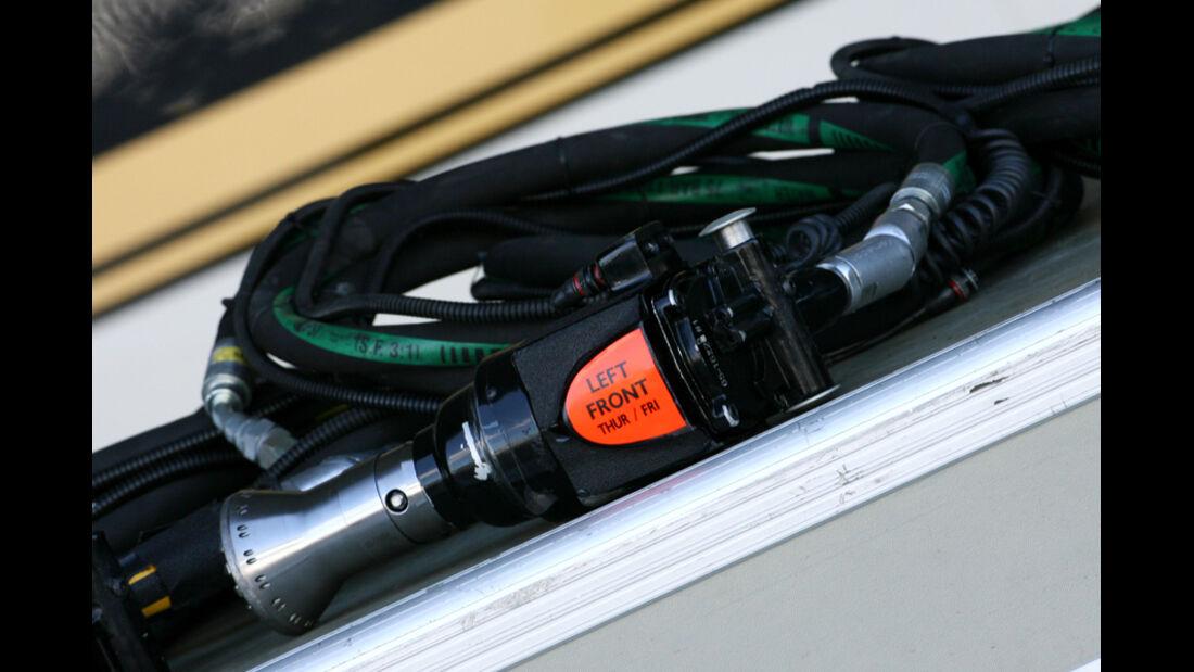 Schlagschrauber - GP Japan - Suzuka - 6. Oktober 2011