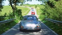 Schloß Bensberg, Bergisches Land, Mercedes 300 SL