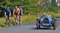 Schloß Bensberg, Bugatti 35 T, Hackenberg