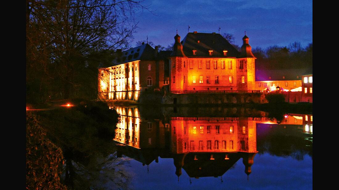 Schloss Dyck, Schlossweihnacht