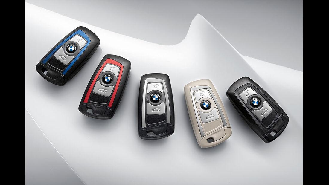 Schlüssel BMW 3er Limousine 2012