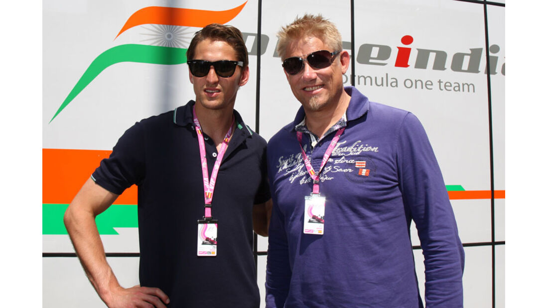 Schmeichel Adler GP Spanien 2011
