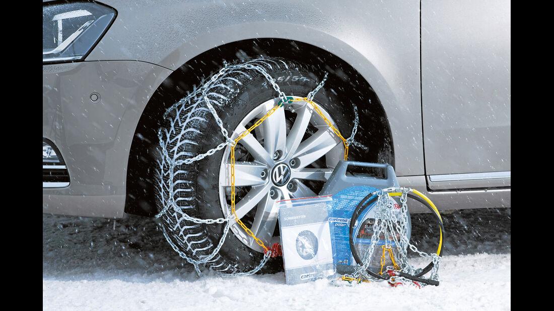 Schneeketten-Test, Cartrend Polar Safety