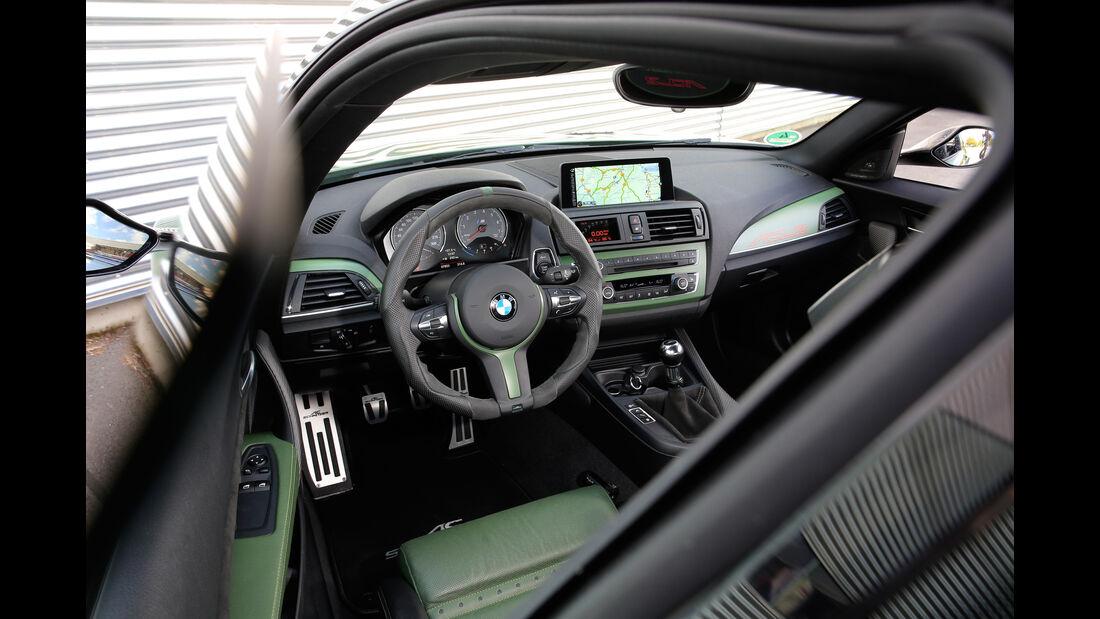 Schnitzer-BMW ACL2, Cockpit