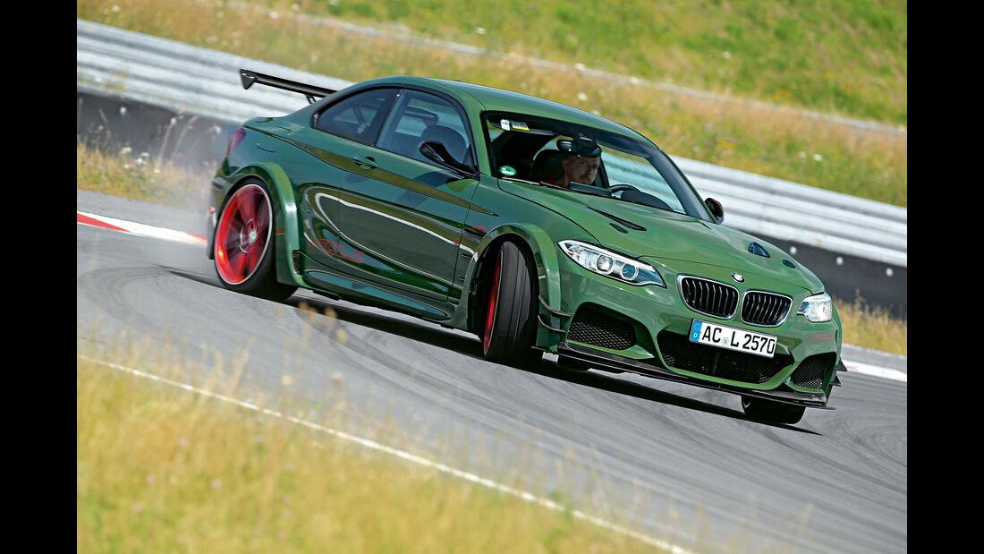 Schnitzer-BMW ACL2, Frontansicht