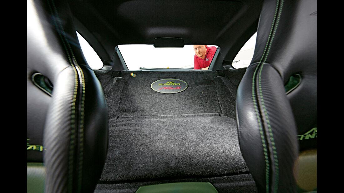 Schnitzer-BMW ACL2, Innenraum