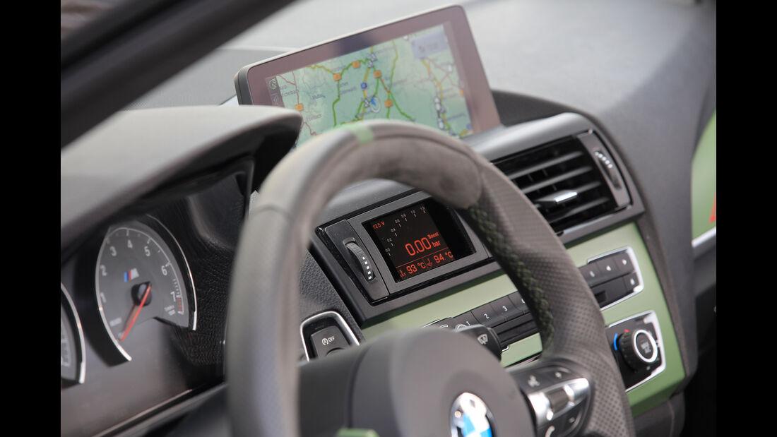 Schnitzer-BMW ACL2, Monitor