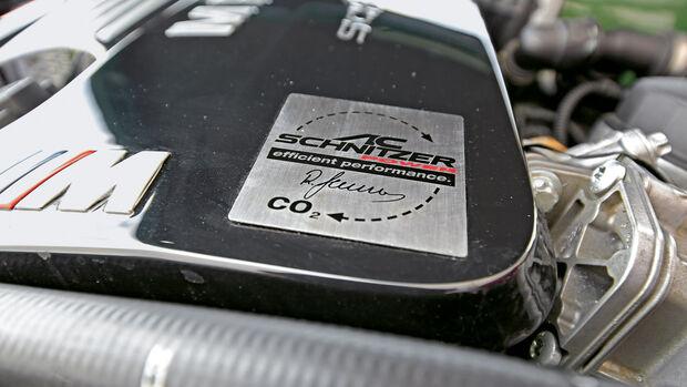 Schnitzer-BMW ACL2, Motor