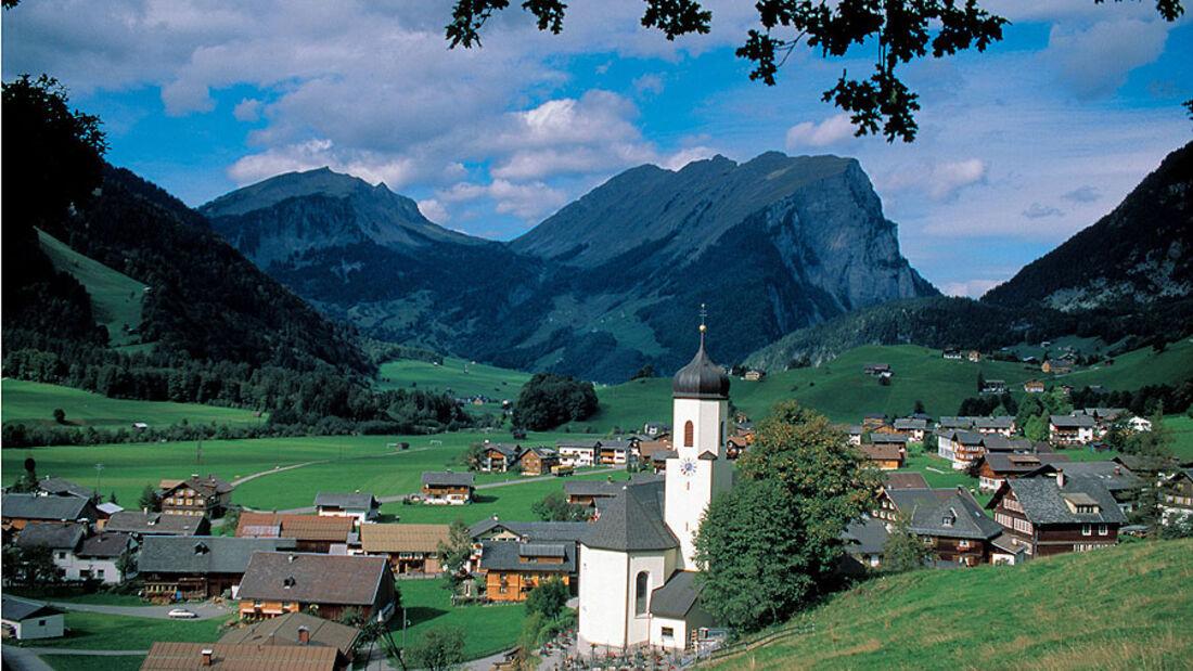 Schoppernau Bregenzerwald
