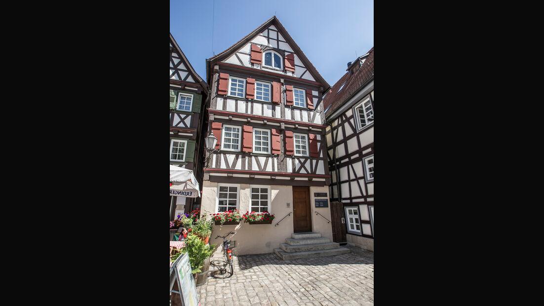 Schorndorf, Geburtshaus, Gottlieb Daimler