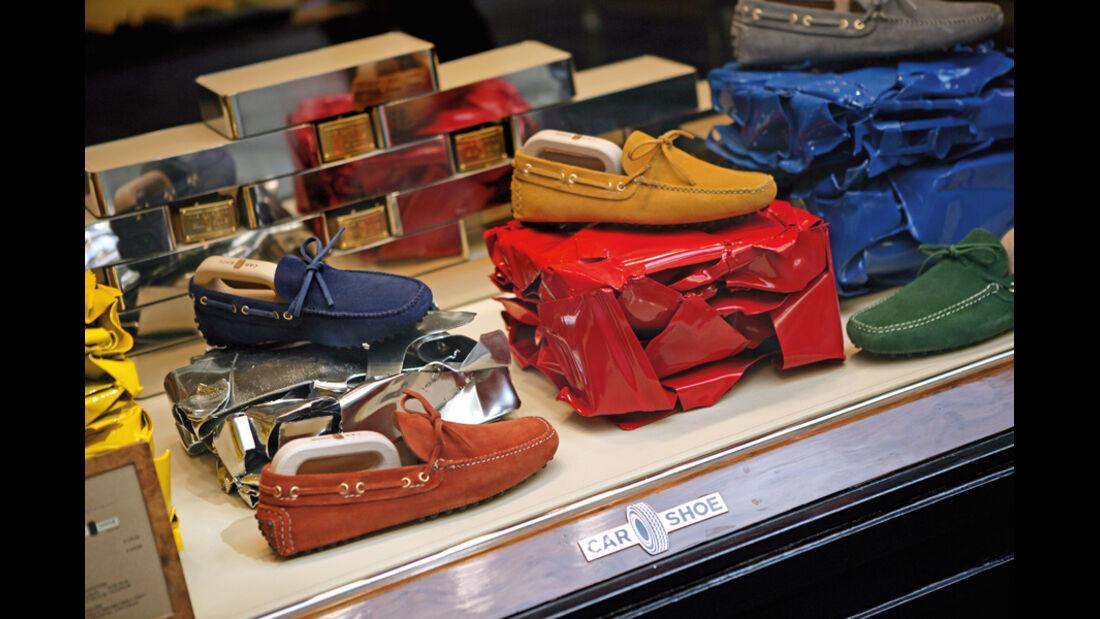Schuhe, Mailand