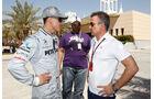 Schumacher Alesi 2010 GP Bahrain