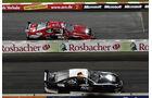Schumacher & Button Race of Champions 2011