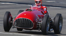 Schumacher - Ferrari 375