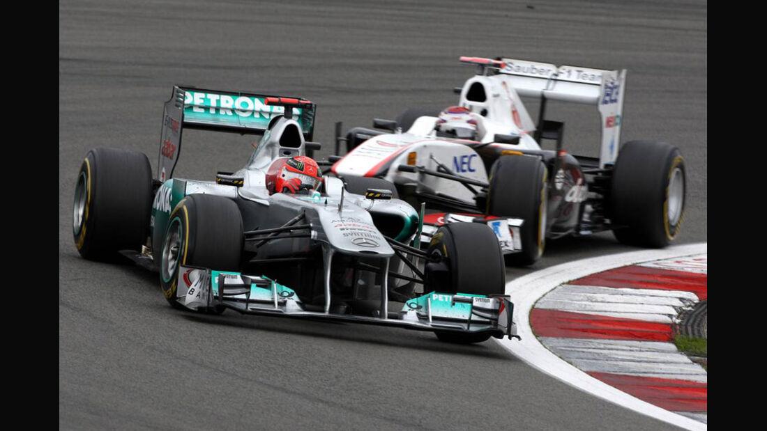 Schumacher GP Deutschland 2011
