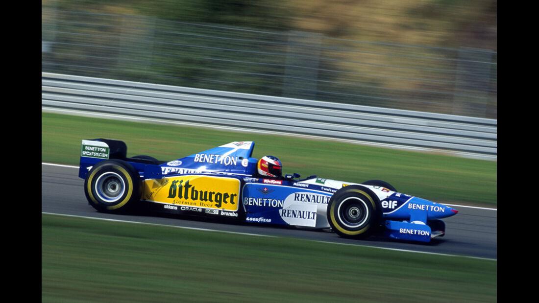 Schumacher GP Europa 1995