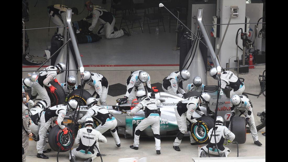 Schumacher GP Korea 2011