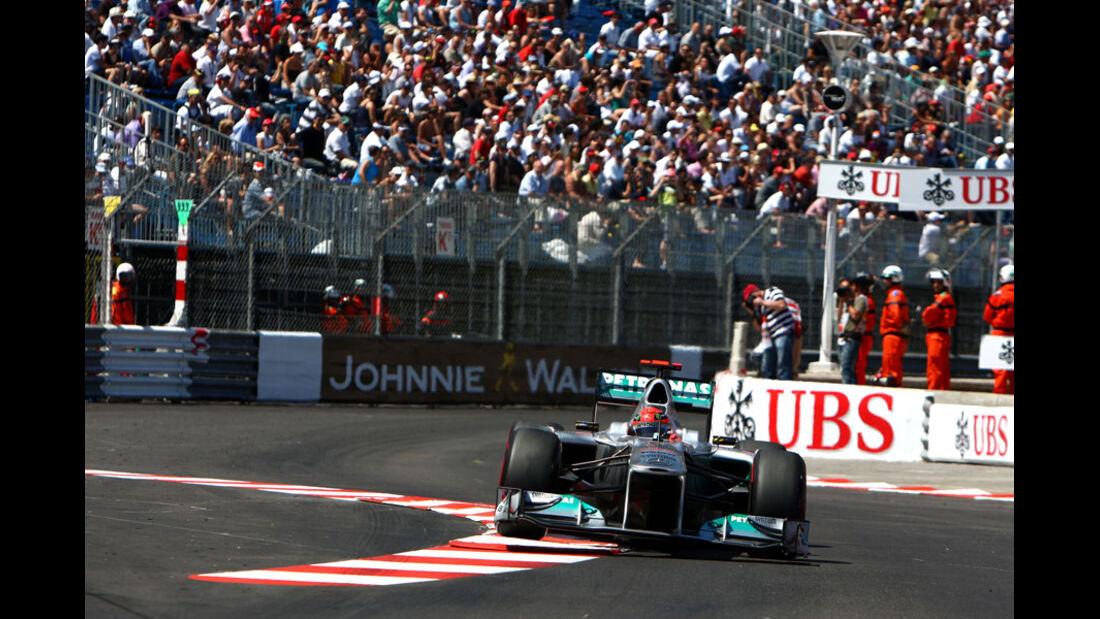 Schumacher GP Monaco 2011