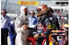 Schumacher & Vettel - Formel 1 - GP USA - Austin - 17. November 2012