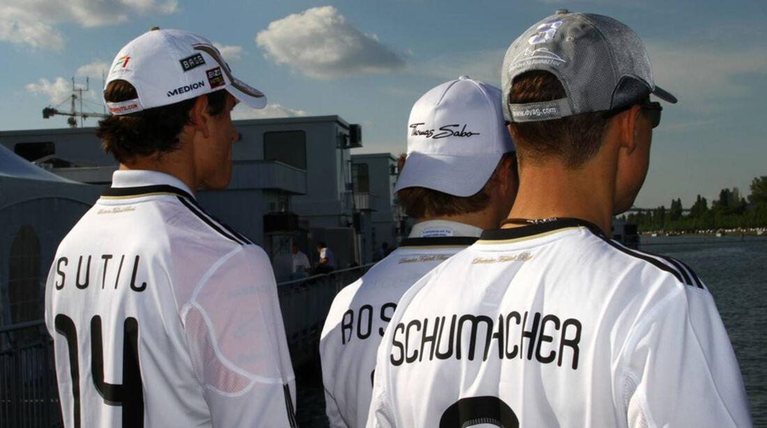 Schumacher im DFB-Trikot