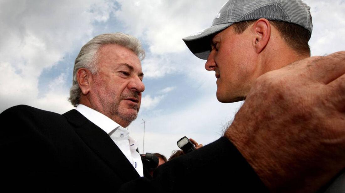 Schumacher und Weber