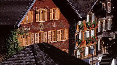 Schwarzenberg Architektur