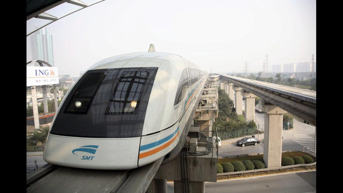 Schwebebahn Shanghai