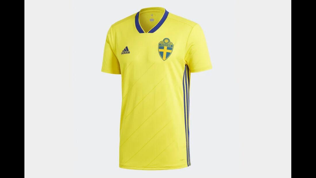 Schweden - F1-Autos - Fußball-WM 2018
