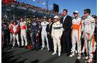Schweigeminute GP Australien 2011