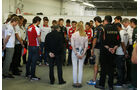 Schweigeminute - GP Japan 2013