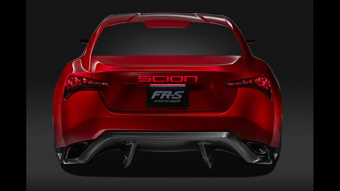 Scion FR-S, Toyota FT-86 II