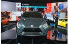 Scion iA- New York Auto Show 2015