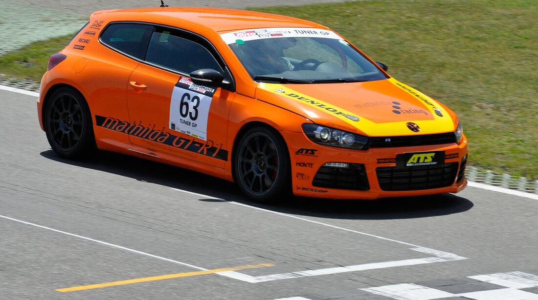 Scirocco Mathilda GT-R1, Finallauf, TunerGP 2012, High Performance Days 2012, Hockenheimring, sport auto