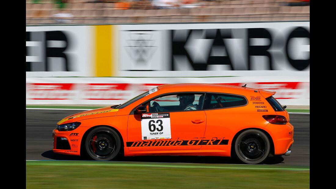Scirocco Mathilda GT-R1, TunerGP 2012, High Performance Days 2012, Hockenheimring