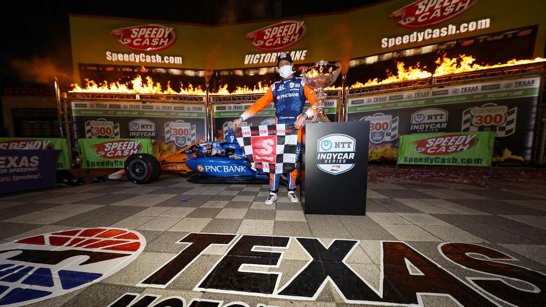 Scott Dixon - IndyCar - Saisonauftakt - Juni 2020