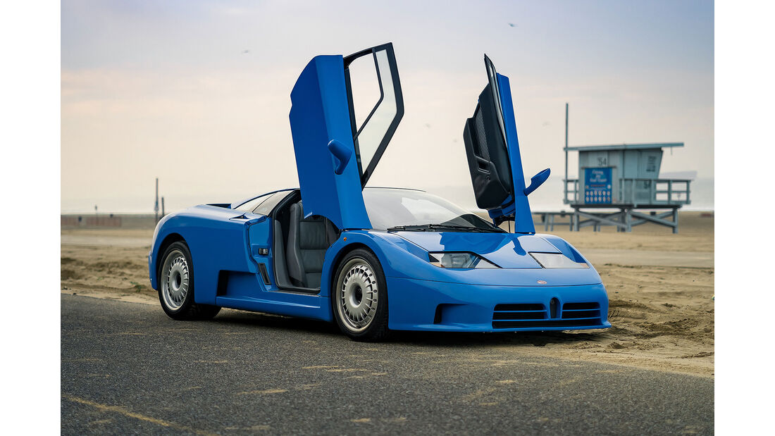 Scottsdale Auktion 2019 Bonhams Bugatti EB 110