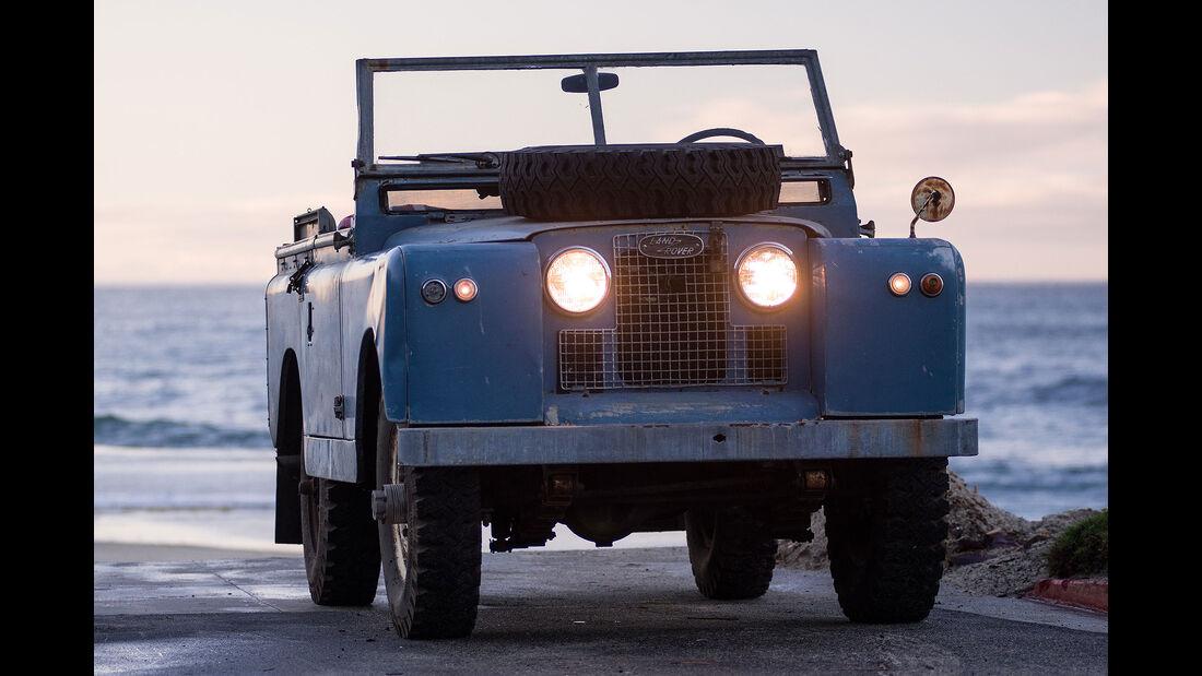 "Scottsdale Auktion 2019 Bonhams Land Rover Series IIA 88"""