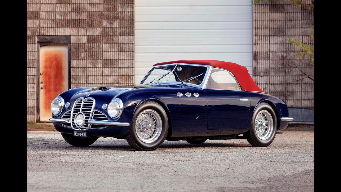 Scottsdale Auktion 2019 Bonhams Maserati A6GS Frua