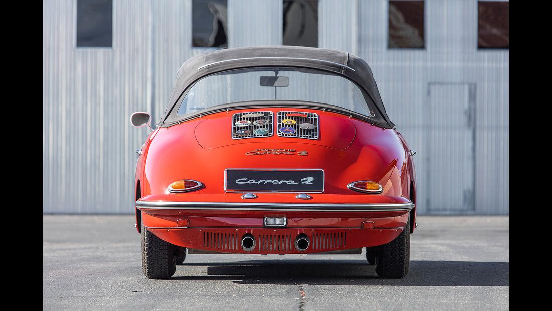 Scottsdale Auktion 2019 Bonhams Porsche 356 Cabrio