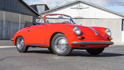 Scottsdale Auktion 2019 Bonhams Porsche 356 Cabrio